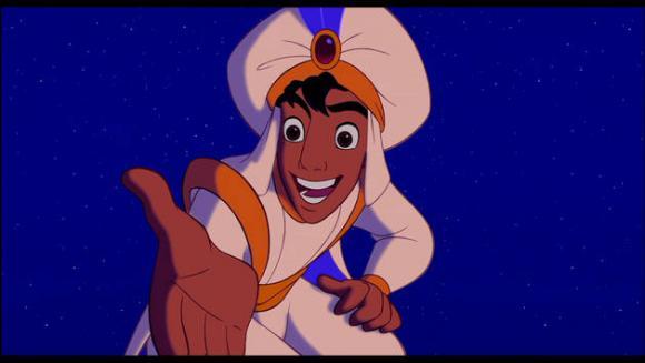 Aladdin at State Theatre