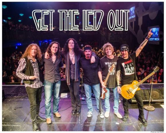 Get The Led Out - Tribute Band at State Theatre