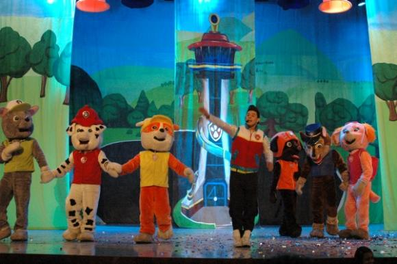 Paw Patrol at State Theatre