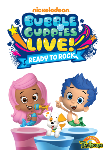 Bubble Guppies Live at State Theatre