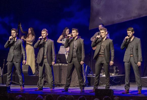 Celtic Thunder at State Theatre