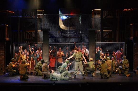 Miss Saigon at State Theatre