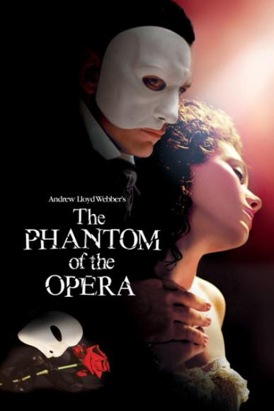 Phantom of the Opera at State Theatre