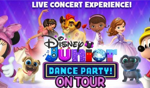 Disney Junior Dance Party at State Theatre