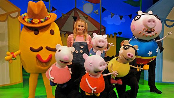 Peppa Pig at State Theatre