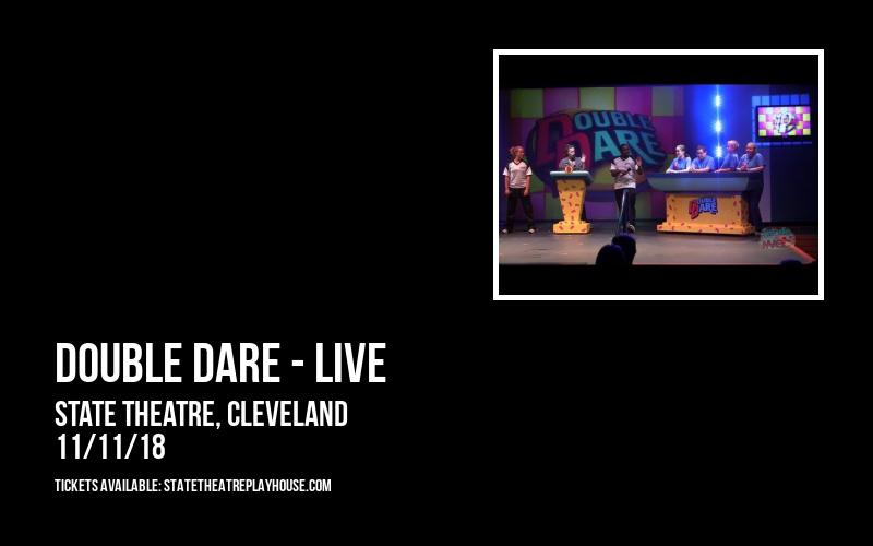 Double Dare - Live at State Theatre