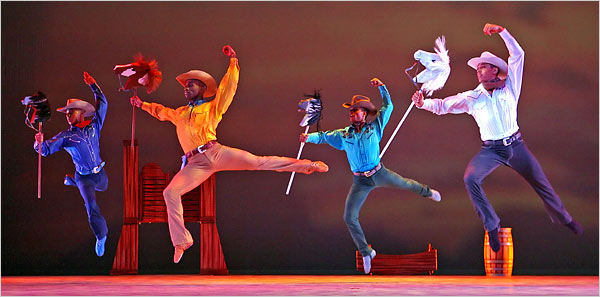 Alvin Ailey American Dance Theater at State Theatre