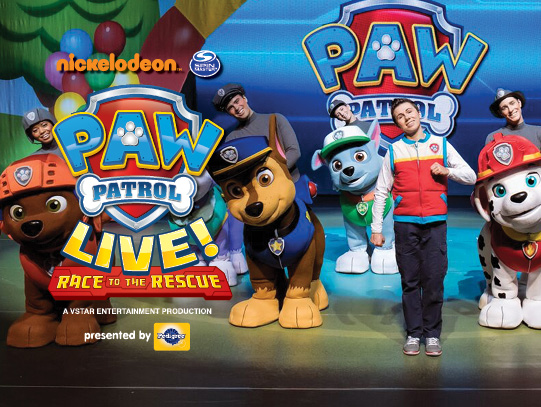 Paw Patrol Live at State Theatre