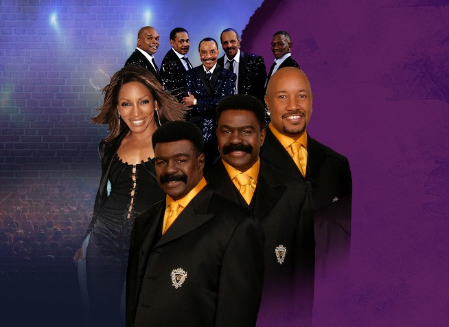 A Night of Soul: The Whispers & Stephanie Mills at State Theatre