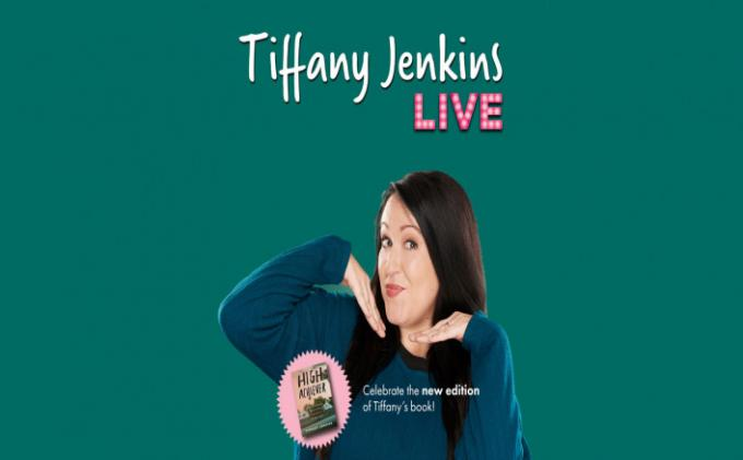 Tiffany Jenkins at State Theatre