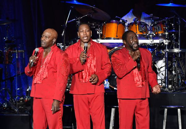 The O'Jays & The Isley Brothers at State Theatre