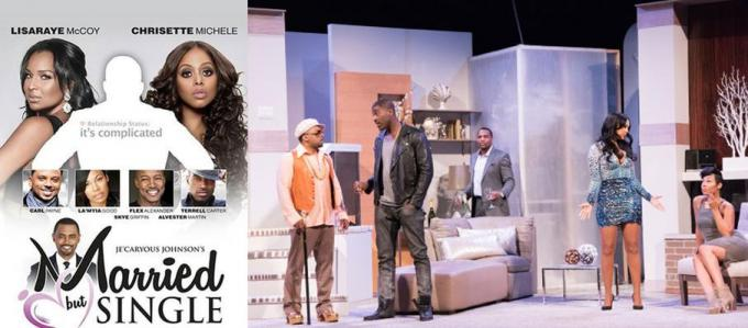 Je'caryous Johnson's Married But Single at State Theatre