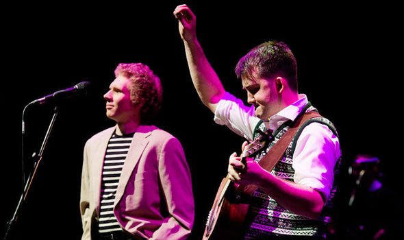 The Simon & Garfunkel Story at State Theatre