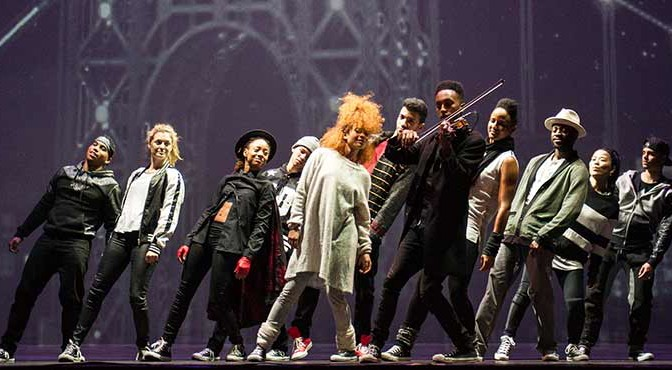 The Hip Hop Nutcracker at State Theatre