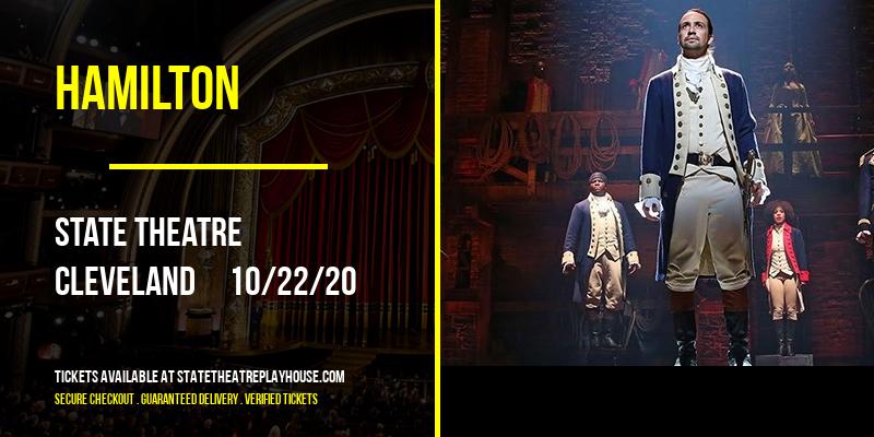 Hamilton at State Theatre