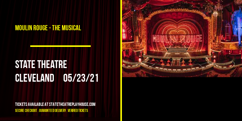 Moulin Rouge - The Musical at State Theatre