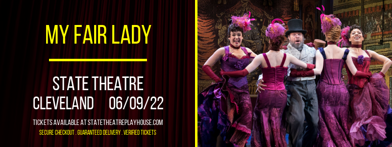 My Fair Lady [CANCELLED] at State Theatre