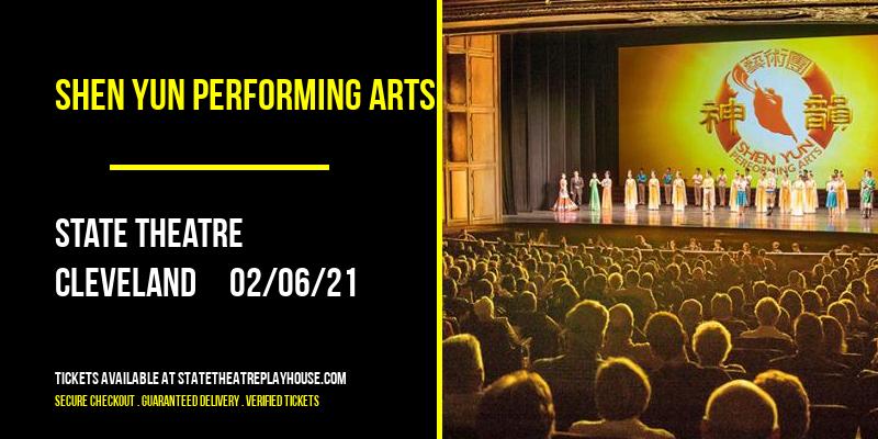 Shen Yun Performing Arts [POSTPONED] at State Theatre