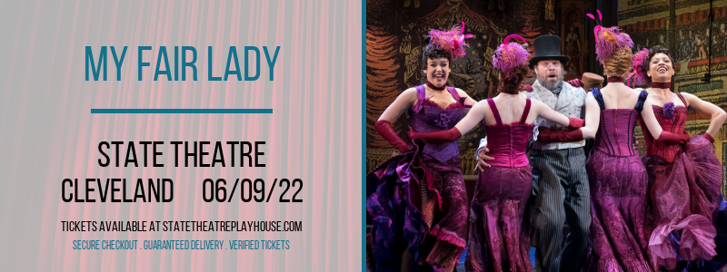 My Fair Lady at State Theatre