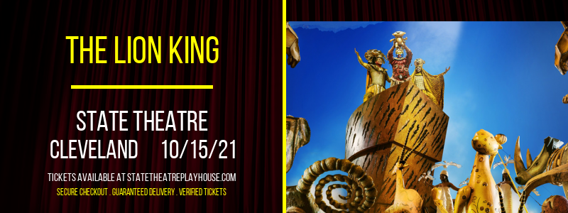 The Lion King at State Theatre