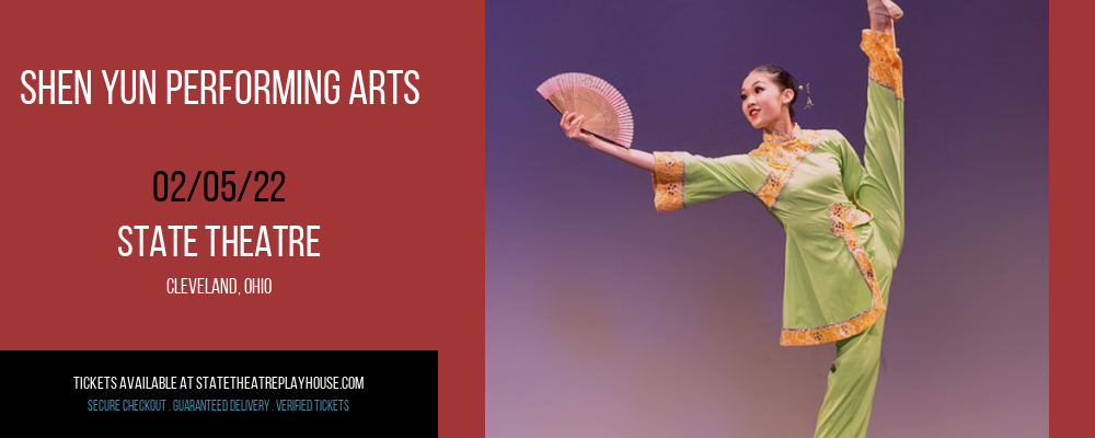 Shen Yun Performing Arts at State Theatre
